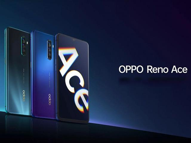 Oppo Reno Ace ra mắt với màn hình 90 Hz, Snapdragon 855+, sạc nhanh 65W
