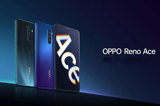 Oppo Reno Ace ra mắt với màn hình 90 Hz, Snapdragon 855+, sạc nhanh 65W - 1