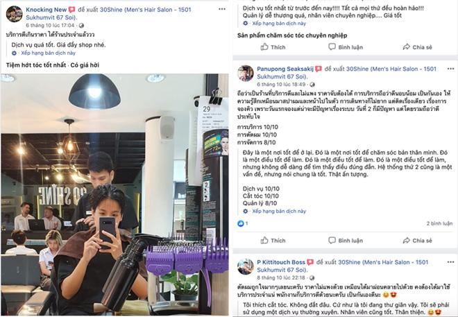 Chuỗi tóc 'khủng' ở Việt Nam vừa sang Thái Lan đã gây bão mạng xã hội - 1