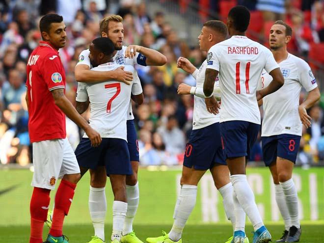 """Nhận định bóng đá CH Séc - Anh: Điểm tựa Kane - Sterling, """"Sư tử"""" gầm vang - 1"""