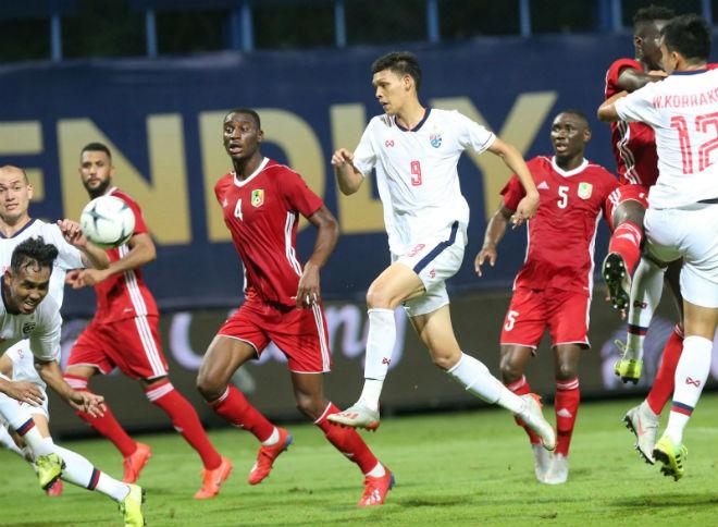 Báo Thái Lan lo tái đấu ĐT Việt Nam - Quang Hải sau trận đấu với Congo - 1