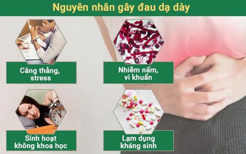 Đau dạ dày là gì? Nguyên nhân, triệu chứng và cách chữa tốt nhất - 1