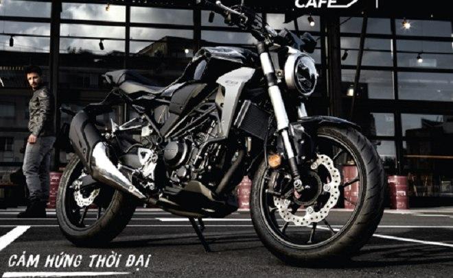 Naked bike Honda CB300R hoàn toàn mới chinh phục thị trường Việt - 1