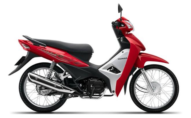 Bảng giá xe số Honda mới nhất: Wave Alpha, Wave RSX chưa hết nóng - 1
