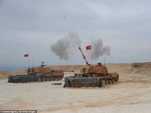 """Mải nã pháo vào người Kurd, Thổ Nhĩ Kỳ suýt nữa """"đồ sát"""" cả quân Mỹ"""