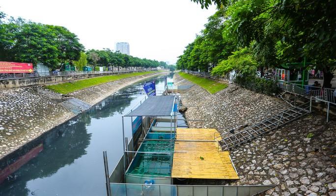 Thủ tướng giao Hà Nội đánh giá, xem xét nhân rộng công nghệ xử lý nước sông Tô Lịch của Nhật Bản - 1