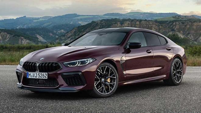 BMW M8 Gran Coupe phiên bản Launch Edition giới hạn sản xuất chỉ 50 xe - 1