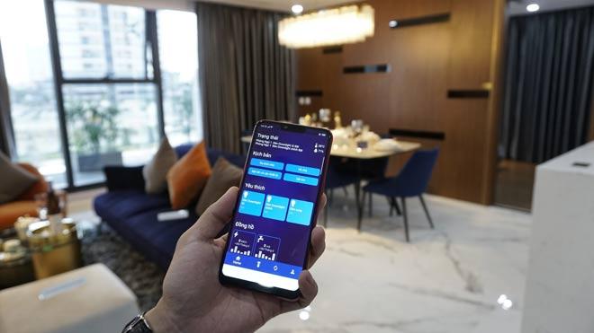Bật mí về công nghệ thông minh Smart Homes gắn liền Smart Living tại Sunshine Center - 1