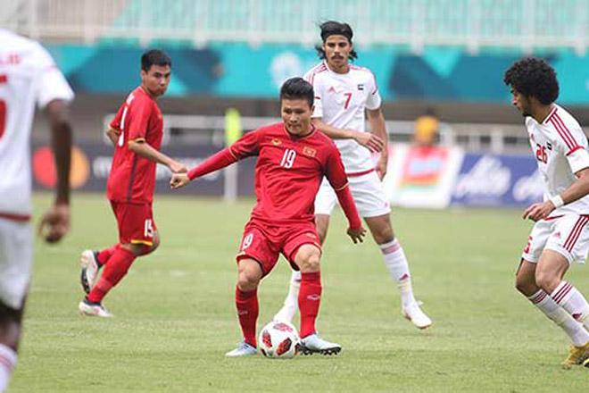 Nhận định bóng đá U22 Việt Nam - U22 UAE: Bước đà quan trọng, quyết tâm chiến thắng - 1