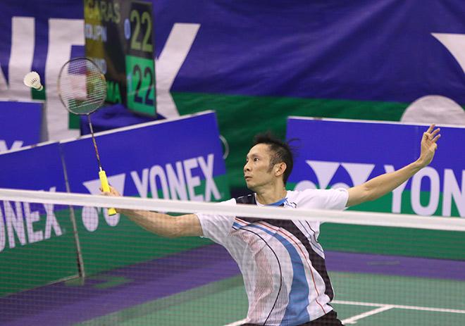 """Tin thể thao HOT 12/10: Tiến Minh hạ """"truyền nhân"""" vô địch giải cầu lông Việt - 1"""