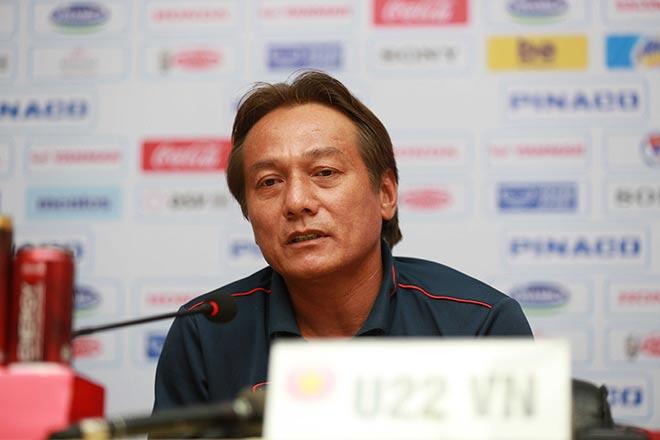 HLV Park Hang Seo ra chỉ thị đặc biệt để U22 Việt Nam đấu U22 UAE - 1