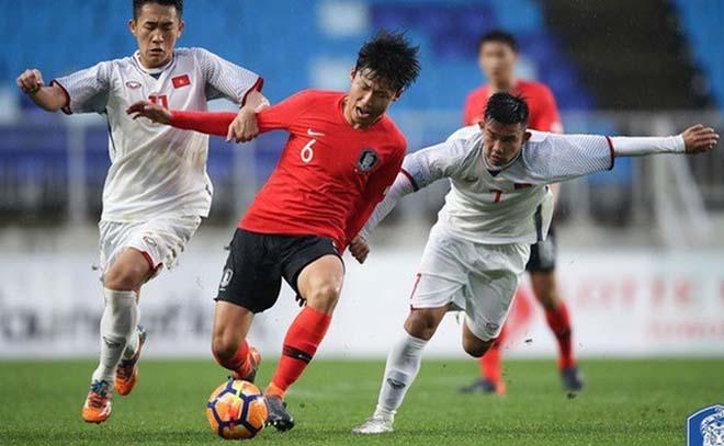 Video highlight trận U19 Việt Nam - U19 Hàn Quốc: 2 đòn choáng váng, cay đắng bàn thắng 90+2 - 1