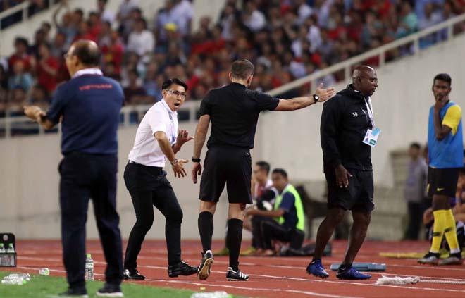 ĐT Malaysia thua Việt Nam: HLV Tan Cheng Hoe lộ diện, nói gì sau thất bại? - 1