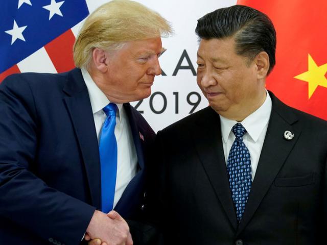 """Ông Trump tuyên bố đạt thỏa thuận """"lớn chưa từng có"""" với Trung Quốc"""