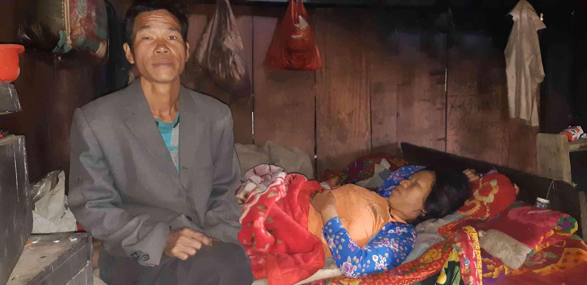 Clip: Chuyện người mẹ nghèo vừa phải cho đi đứa con thứ 13 mới sinh - 1