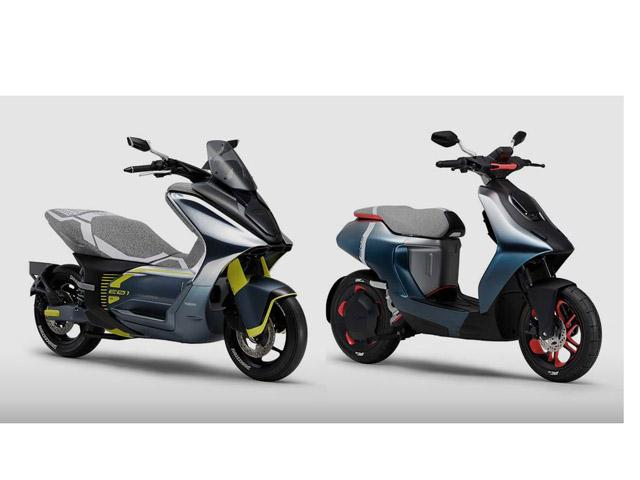 Soi hai mẫu xe ga điện sắp ra mắt của Yamaha, nhắm tới phân khúc 50 và 125 cc