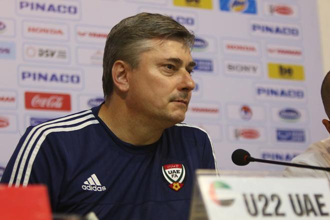 U22 Việt Nam hòa U22 UAE 1-1: Trợ lý thầy Park nói gì về sai lầm của đội nhà? - 1