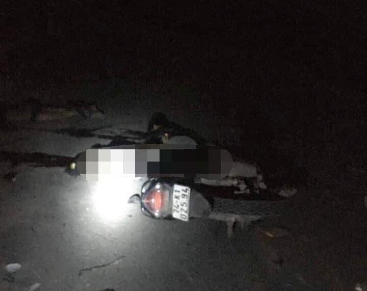 Tin mới vụ hai xe máy đối đầu khiến 4 người chết, 2 người bị thương - 1