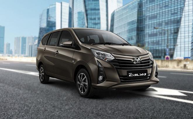 Toyota Calya 2020 - Mẫu MPV 7 chỗ với giá khởi điểm chỉ 227 triệu VNĐ - 1