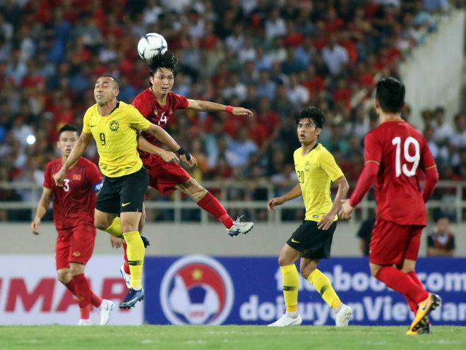 Tuấn Anh chơi tốt trận Việt Nam hạ Malaysia: Có cửa đá chính với Indonesia? - 1