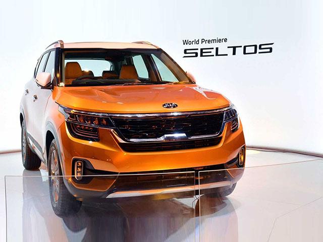 KIA Seltos mở bán tại Đông Nam Á với 03 phiên bản, giá từ 492 triệu VNĐ