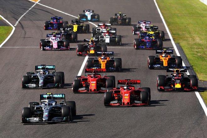 "Đua xe F1, Japanese GP: Ferrari ""tự vấp ngã"", Mercedes vẫn bất bại - 1"