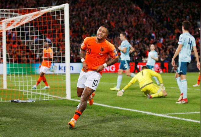 Đức, Hà Lan tranh suất số 1 vé dự Euro: Cựu sao MU, Arsenal giương cờ đầu - 1