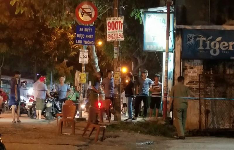 Hỗn chiến sau va quẹt, 2 người thương vong ở Bình Tân - 1