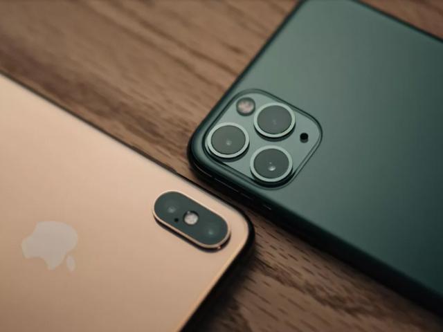 So sánh camera iPhone 11 Pro và iPhone Xs Max, iPhone 8
