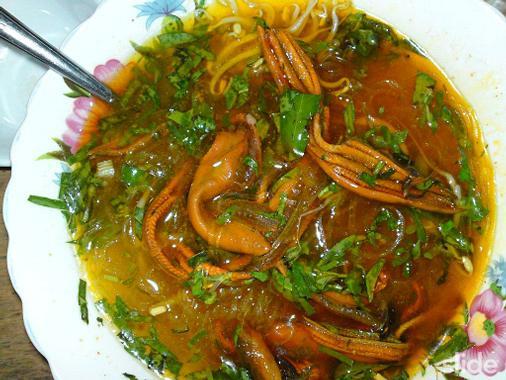 Ðậm đà miến lươn xứ Nghệ - 1