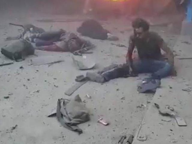 Thổ Nhĩ Kỳ không kích trúng đoàn xe chở phóng viên, dân thường, ít nhất 9 người thiệt mạng