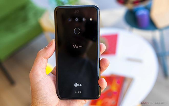 """LG V50 ThinQ, Dual Screen 2 màn hình, """"đỉnh"""" gấp bội Galaxy Fold - 1"""