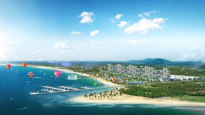 Khám phá tổ hợp du lịch - giải trí - nghỉ dưỡng & thể thao biển đẳng cấp bậc nhất Bình Thuận - 1