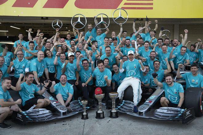 """Đua xe F1, Japanese GP: Lịch sử gọi tên Mercedes, Bottas phá vỡ """"lời nguyền"""" - 1"""