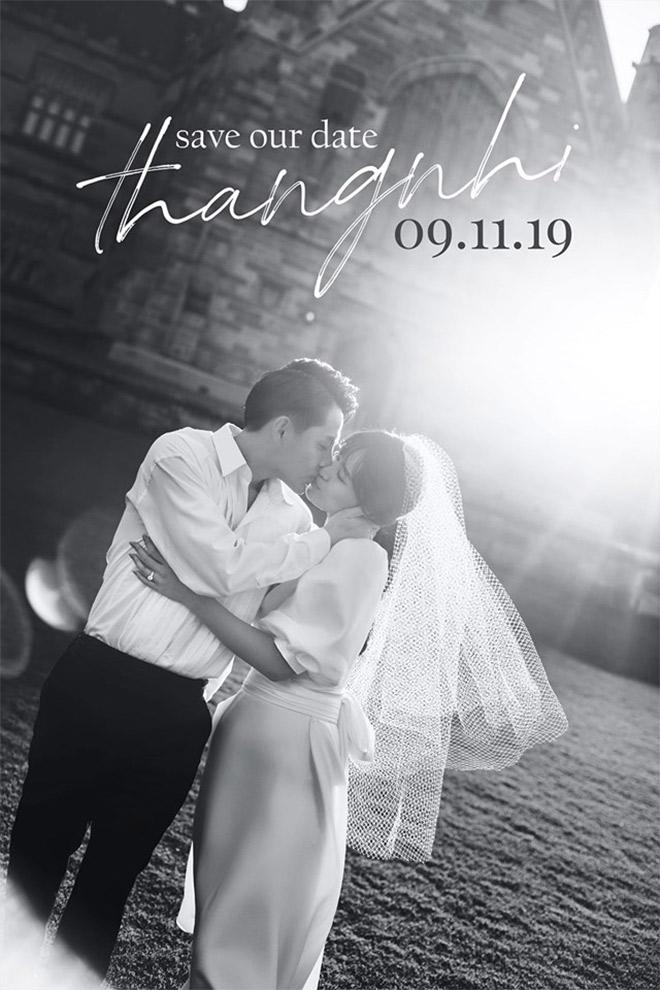Ông Cao Thắng chúc mừng sinh nhật độc thân cuối cùng của Đông Nhi trước thềm đám cưới - 1