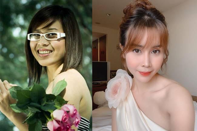 Lưu Hương Giang đẹp tựa giấc mơ hậu phẫu thuật thẩm mỹ. Nhan sắc bà mẹ 2 con như hồi xuân, lão hóa ngược khiến ai cũng phải trầm trồ khen ngợi.