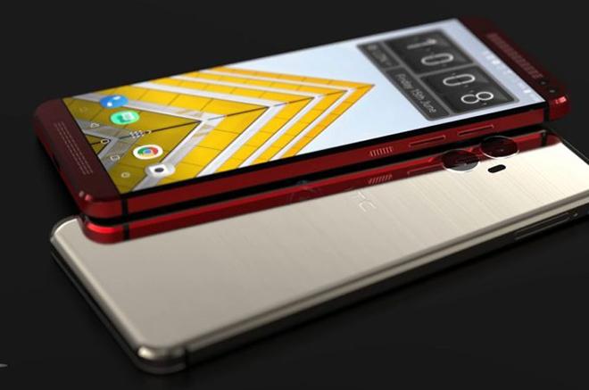 Ý tưởng điện thoại cao cấp của HTC khi quay lại thị trường - 1