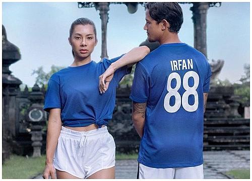 """Bí quyết để có body nóng bỏng của bà xã tiền đạo """"Beckham Indonesia"""" - 1"""