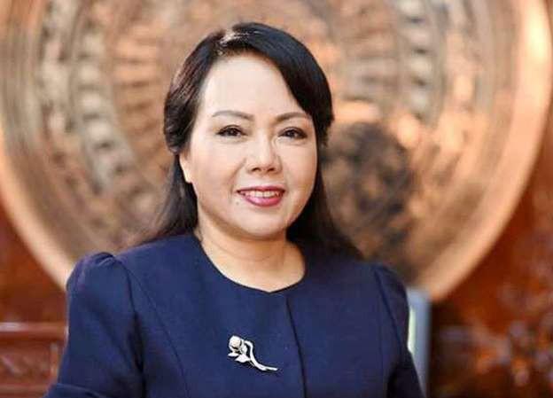 Quốc hội sẽ phê chuẩn miễn nhiệm Bộ trưởng Y tế với bà Nguyễn Thị Kim Tiến - 1