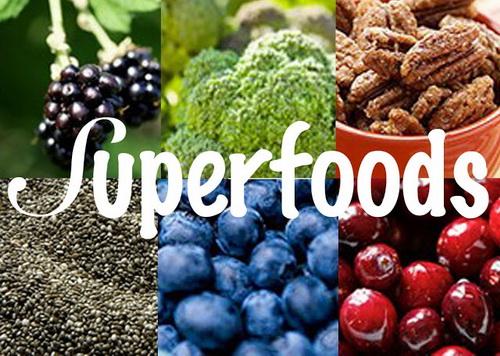 """Các """"siêu thực phẩm"""" tốt cho mạch máu - 1"""