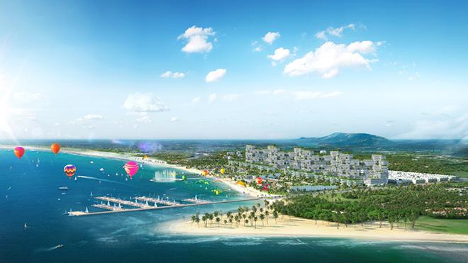 Choáng ngợp cùng tổ hợp 12 phân khu đẳng cấp 5 sao tại Thanh Long Bay - 1