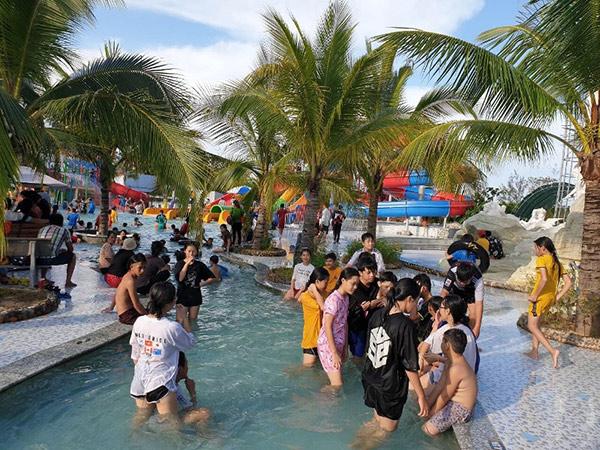 Dự án biệt thự nghỉ dưỡng Eco Bangkok Villas khởi công dòng suối khoáng Thuỷ Châu - 1