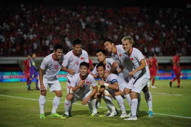 Việt Nam thắng tưng bừng Indonesia: Đứng thứ mấy bảng xếp hạng World Cup? - 1