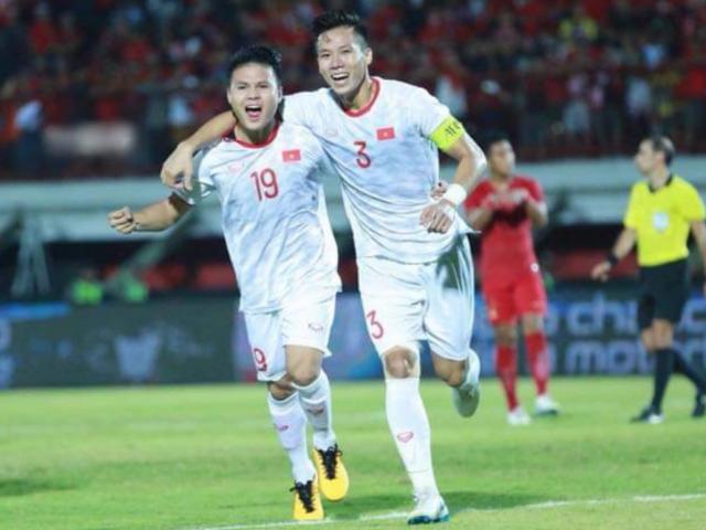 Lập kỳ tích trước Indonesia, Đội tuyển Việt Nam nhận thưởng lớn