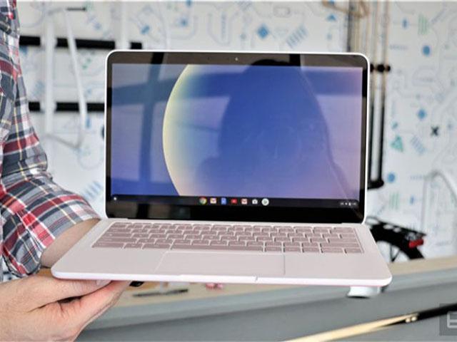 Trên tay máy tính xách tay giá rẻ, cấu hình cực chất từ Google
