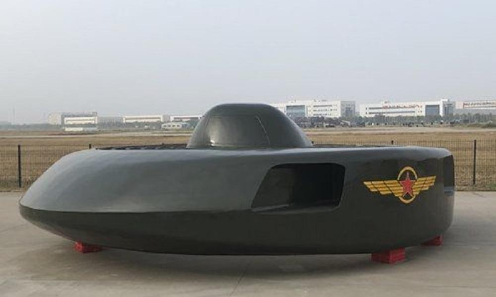 Sự thật trực thăng hình đĩa bay bí ẩn gây sốt ở Trung Quốc - 1