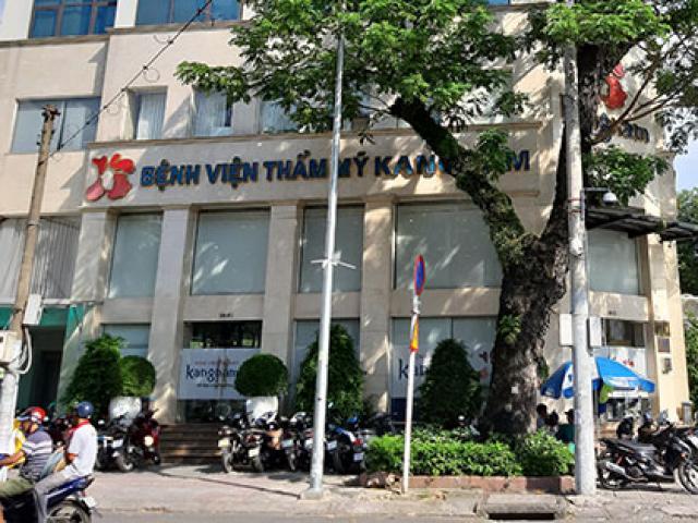 Bộ Y tế vào cuộc vụ bệnh nhân tử vong sau khi căng da mặt ở BV Kangnam