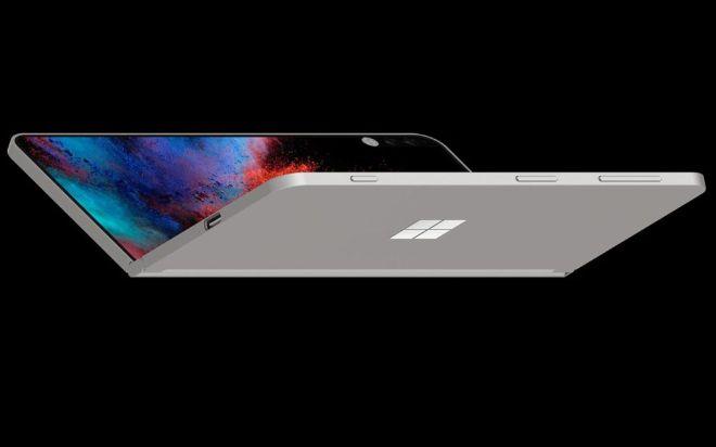 Độc đáo ý tưởng Surface Note đẹp mắt hơn Surface Duo - 1