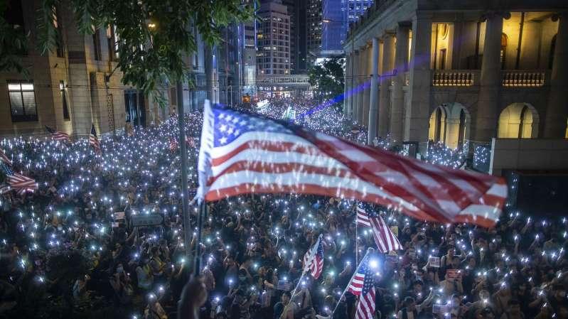 Hạ viện Mỹ thông qua dự luật về Hong Kong, Trung Quốc phản ứng dữ dội - 1