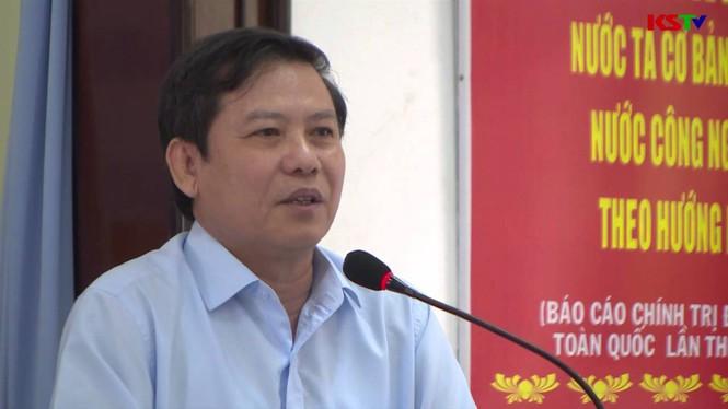 """Viện trưởng Viện KSND tối cao: """"Không để tàu Trung Quốc muốn làm gì thì làm"""" - 1"""